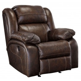 Branton Antique Power Rocker Recliner