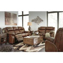 Branton Harness Reclining Living Room Set