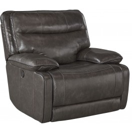 Palladum Metal Rocker Recliner