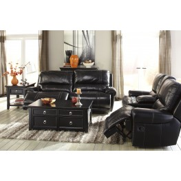 Paron Antique Power Reclining Living Room Set From Ashley