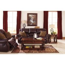 Walworth Blackcherry Reclining Living Room Set