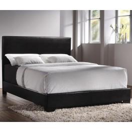 Conner Black Twin Platform Bed