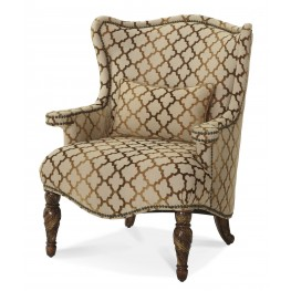 Villa Valencia Wing Chair