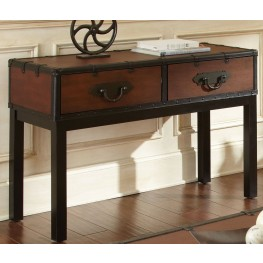 Voyage Medium Cherry Sofa Table