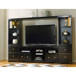 Shay Large TV Stand Entertainment Wall