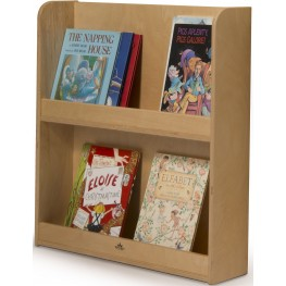 Wall Mounted Book Shelf for Reading Nook