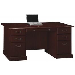 Bennington Harvest Cherry Manager's Desk