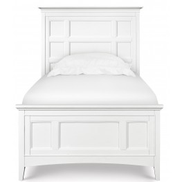 Kenley Twin Panel Bed