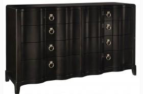 Cosmopolitan Ebony Drawer Dresser
