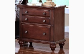 Spring Creek Tobacco Nightstand