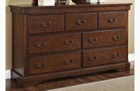 Madera African Chestnut Dresser