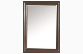 Transitional Landscape Mirror