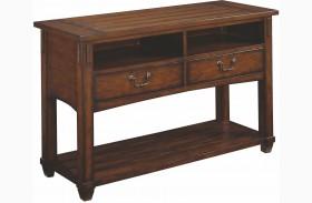 Tacoma Medium Brown Console Table