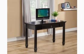 Tamarack Black Desk