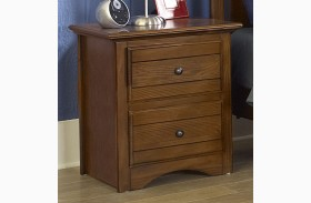 Sawmill Youth Cocoa Nightstand