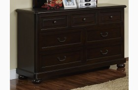 Canyon Ridge African Chestnut Youth Dresser