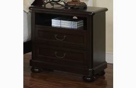 Canyon Ridge African Chestnut Youth Nightstand
