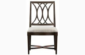 Coastal Living Resort Channel Marker Heritage Coast Side Chair