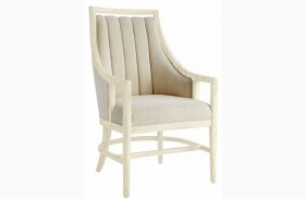 Coastal Living Resort Sailcloth By the Bay Host Chair