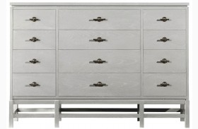 Coastal Living Resort Morning Fog Tranquility Isle Dresser