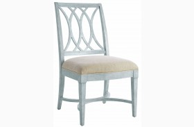 Coastal Living Resort Sea Salt Heritage Coast Side Chair