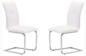 Anjou White Dining Chair Set of 2