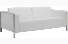 Thor White Sofa