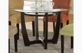 Bloomfield Cappuccino Round Table