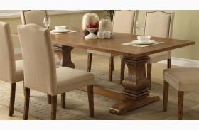 Parkins Cappuccino Rectangular Dining Table