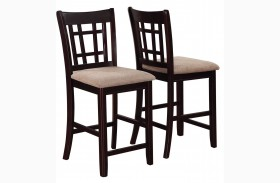 Lavon Counter Height Chair Set of 2