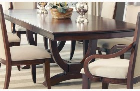 Alyssa Rectangular Extendable Dining Table