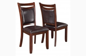 Dupree Upholstered Dining Chair Set of 2