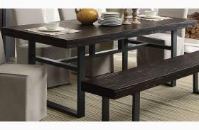 Keller Reclaimed Wood Dining Table
