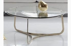 Blake Champagne Coffee Table