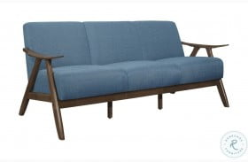 Damala Blue Sofa