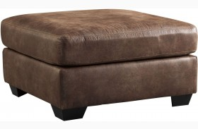 Bladen Coffee Oversized Accent Ottoman