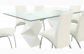 Ophelia Rectangular Dining Table