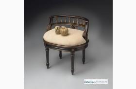 Cafe Noir Vanity Seat