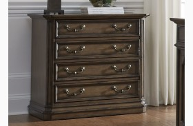 Amelia Antique Toffee Lateral File