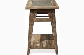 Rowan Rough Hewn Gray Table