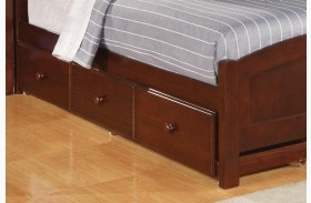 Parker Youth Under Bed Storage 400291S