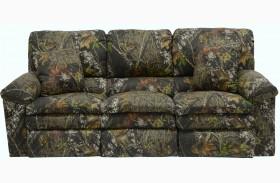 Trapper Mossy Oak New Breakup Reclining Sofa