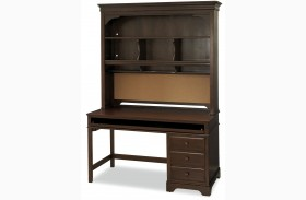Classics 4.0 Smartstuff Desk with Hutch