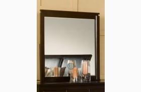 Astrid Espresso Mirror