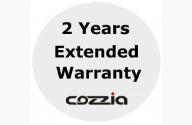 Cozzia 2 Years Extended Warranty