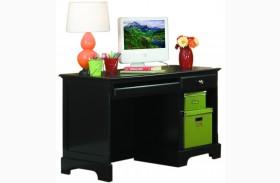 Morelle Black Writing Desk