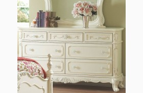 Captivating Cinderella Youth Dresser