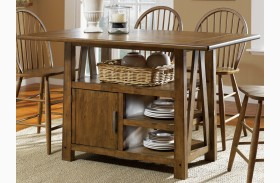 Farmhouse Center Island Table