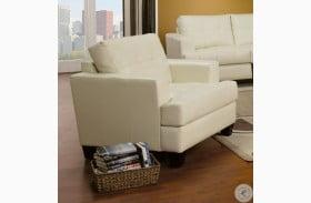 Samuel Cream Chair