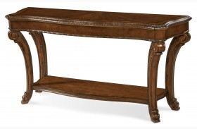 Old World Sofa Table